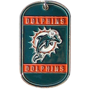 NFL Dog Tag - Dolphins