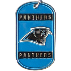 NFL Dog Tag - Panthers