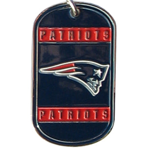 NFL Dog Tag - Patriots