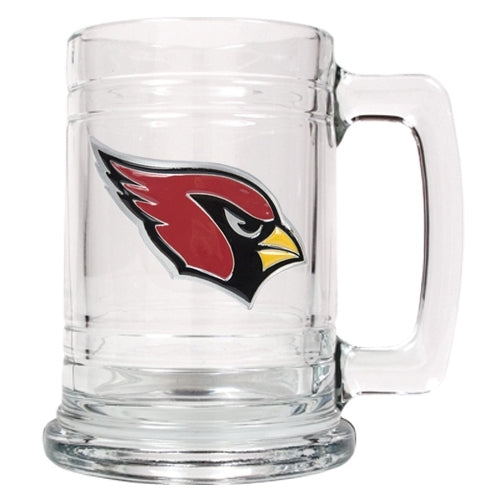 Personalized NFL Emblem Mug - Arizona Cardinals