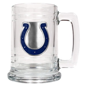 Personalized NFL Emblem Mug - Indianapolis Colts