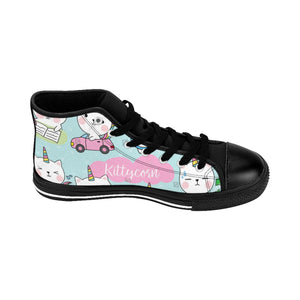 Custom Women's High-Top Sneakers