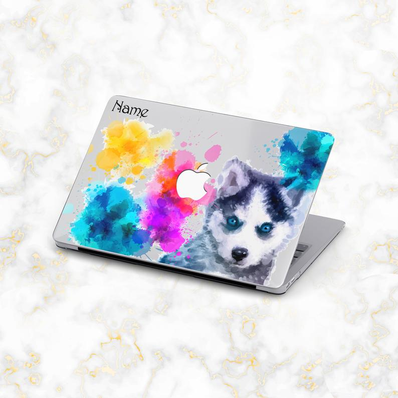 Personalized MacBook Case