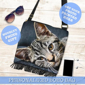 Personalized Boho Bag