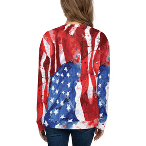 All-Over Print Unisex Sweatshirt