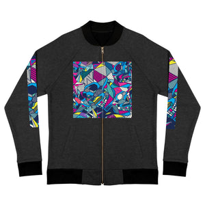 Next Level 9700 Bomber Jacket