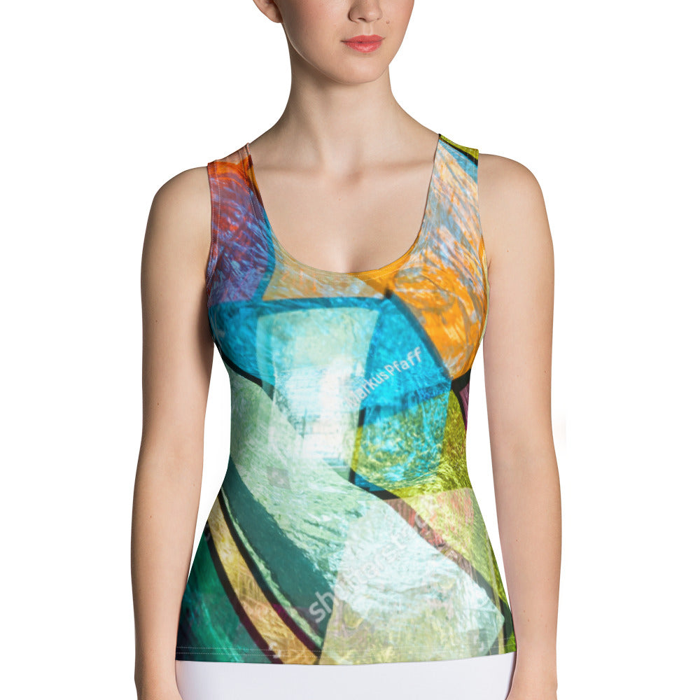 All-Over Print Women's Tank Top