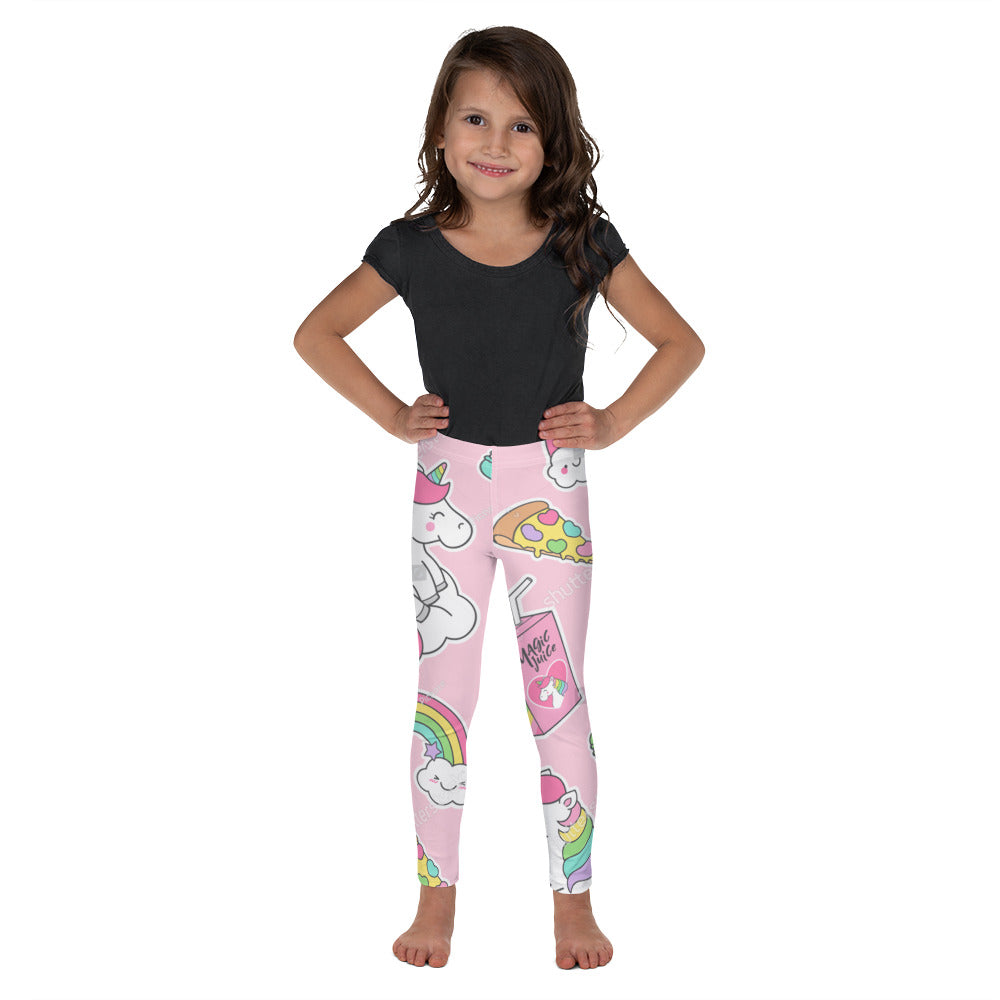 All-Over Print Kids Leggings