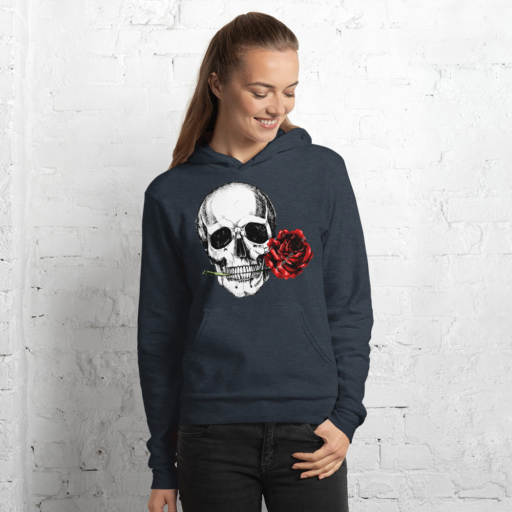 Bella + Canvas 3719 Unisex Fleece Pullover Hoodie