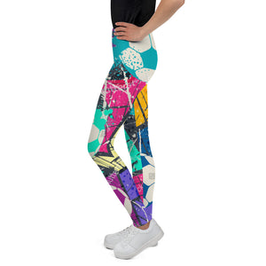 All-Over Print Youth Leggings