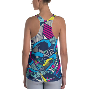 All-Over Print Women's Racerback Tank Top