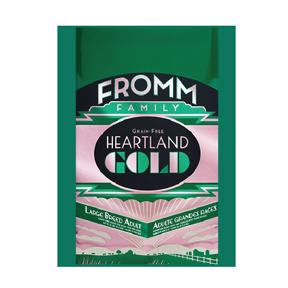 Fromm Heartland Gold Grain-Free Large Breed Adult Dog Food