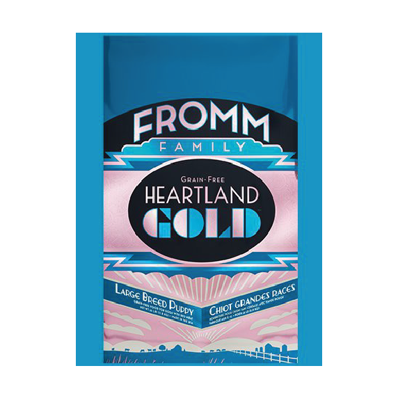 Fromm Heartland Gold Grain-Free Large Breed Puppy Dog Food