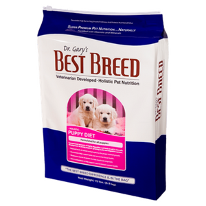 Dr. Gary's Best Breed Holistic Puppy Diet Dry Dog Food