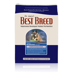 Dr. Gary's Best Breed Holistic Working Dog Dry Dog Food