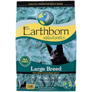 Earthborn Holistic Large Breed Dry Dog Food