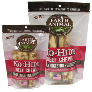 Earth Animal No-Hide Beef Chew 2PK
