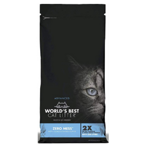 World's Best Cat Litter Zero Mess Clumping Formula