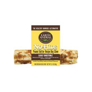 Earth Animal No-Hide Peanut Butter Chew Bulk