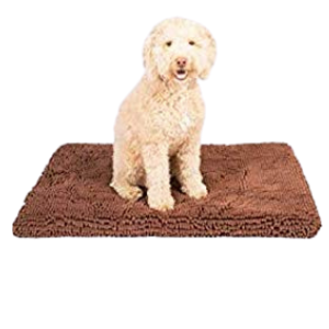 Dog Gone Smart Dirty Dog Cushion Pad Brown