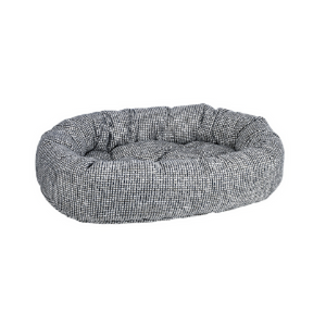 Bowsers Donut Dog Bed Microvelvet Lakeside