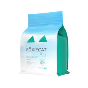Boxiecat Air Lightweight Scented Premium Clumping Litter