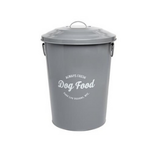 Park Life Designs Andreas Food Storage Canister Grey