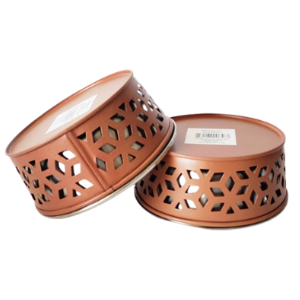 Jojo Modern Pets Country Bowl Apricot Brandy