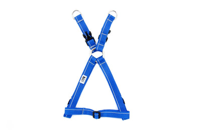 RC Pets Products Primary Royal Blue Step In Dog Harness