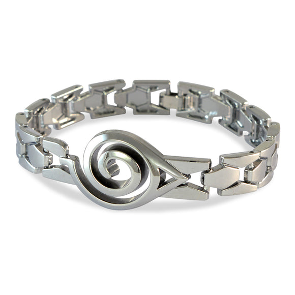 Men's Iconic Silver Color Bracelet