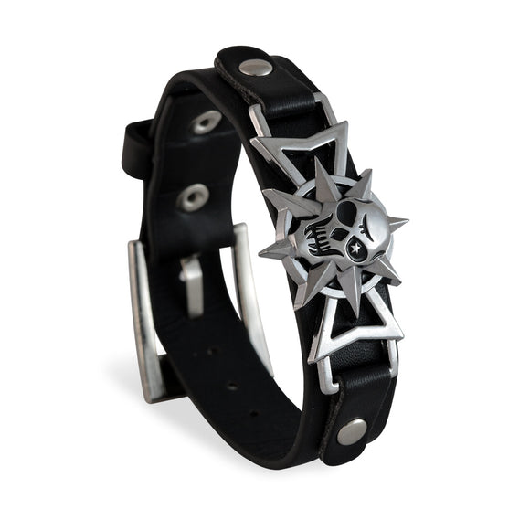 Men::Boys Sun Spark Bracelet Black color for Everyday wear by Sarah