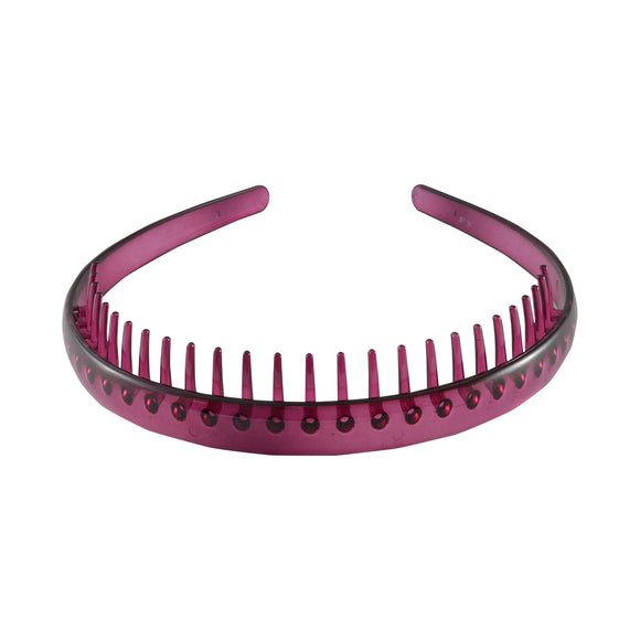 Sarah Soild Hoop Hair Band for Girls