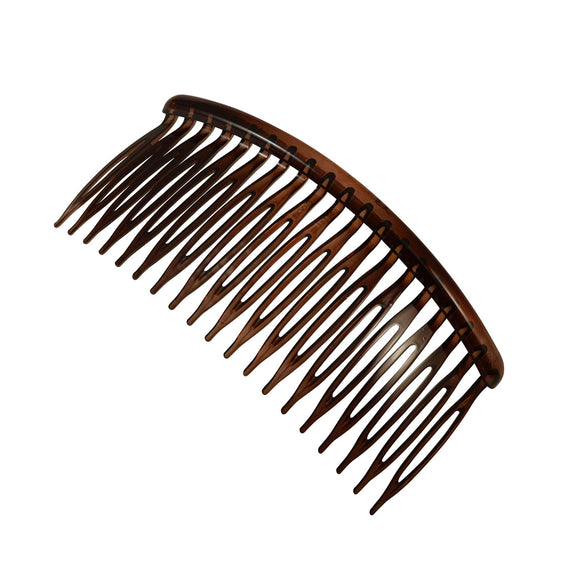 Sarah 19 Teeth Plastic Hair Comb Clip Hairpin Side Combs Pin for Women and Girls