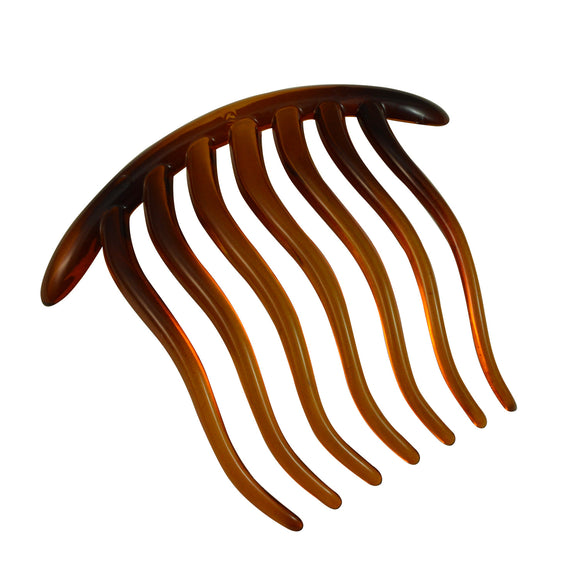 Sarah Slide Side Hair Comb Curved Hair Side Clips for Girls and Women