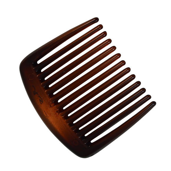 Sarah Coffee 5 cm 13 Teeth Small Plastic Hair Comb Clip Hairpin Side Combs Pin for Women and Girls