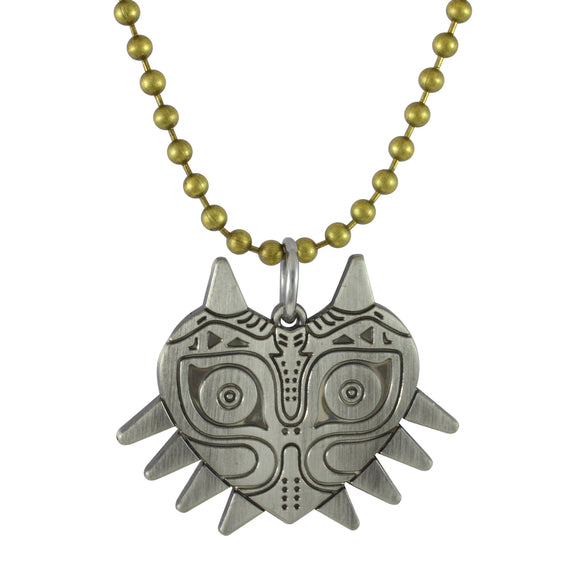 Sarah The Legend Of Zelda Pendant Necklace for Men - Gold