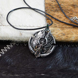 Fashion Open Wing Dragon Pendant Necklace for Men by SARAH