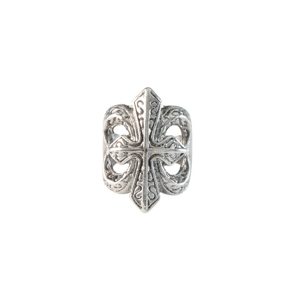 Sarah Holy Knights Cross Ring Religious Jerusalem Finger Ring for Men