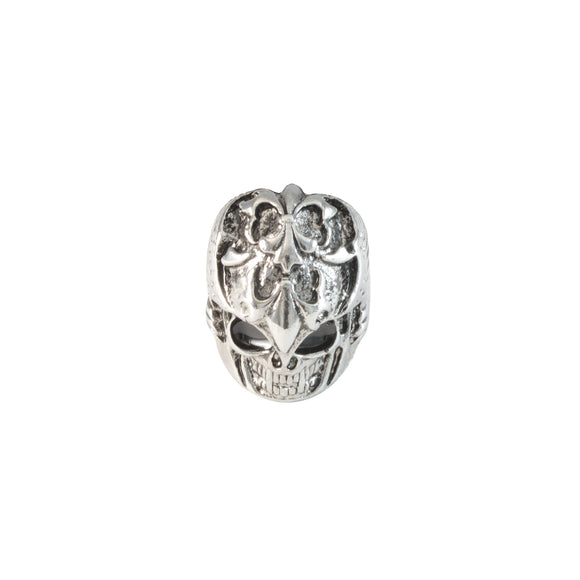 Sarah Broad Head Skull with Tribal Tattoo for Men