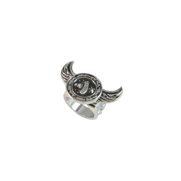 Sarah Livraison Gratuite Anime HITMAN REBORN Symbol Rotatable Finger Ring for Men