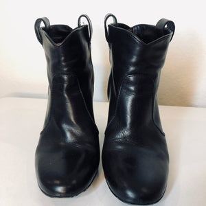 Lawrence Dacade Leather Ankle Boots, Size 37