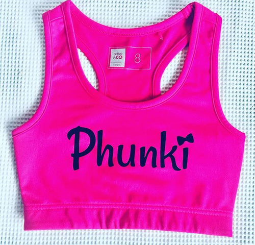Phunki Crop Top