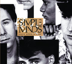 Simple Minds once upon a time album cover