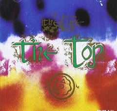 """the cure's """"the top"""" album cover"""
