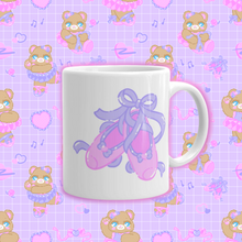 Load image into Gallery viewer, ballerina bear mugs