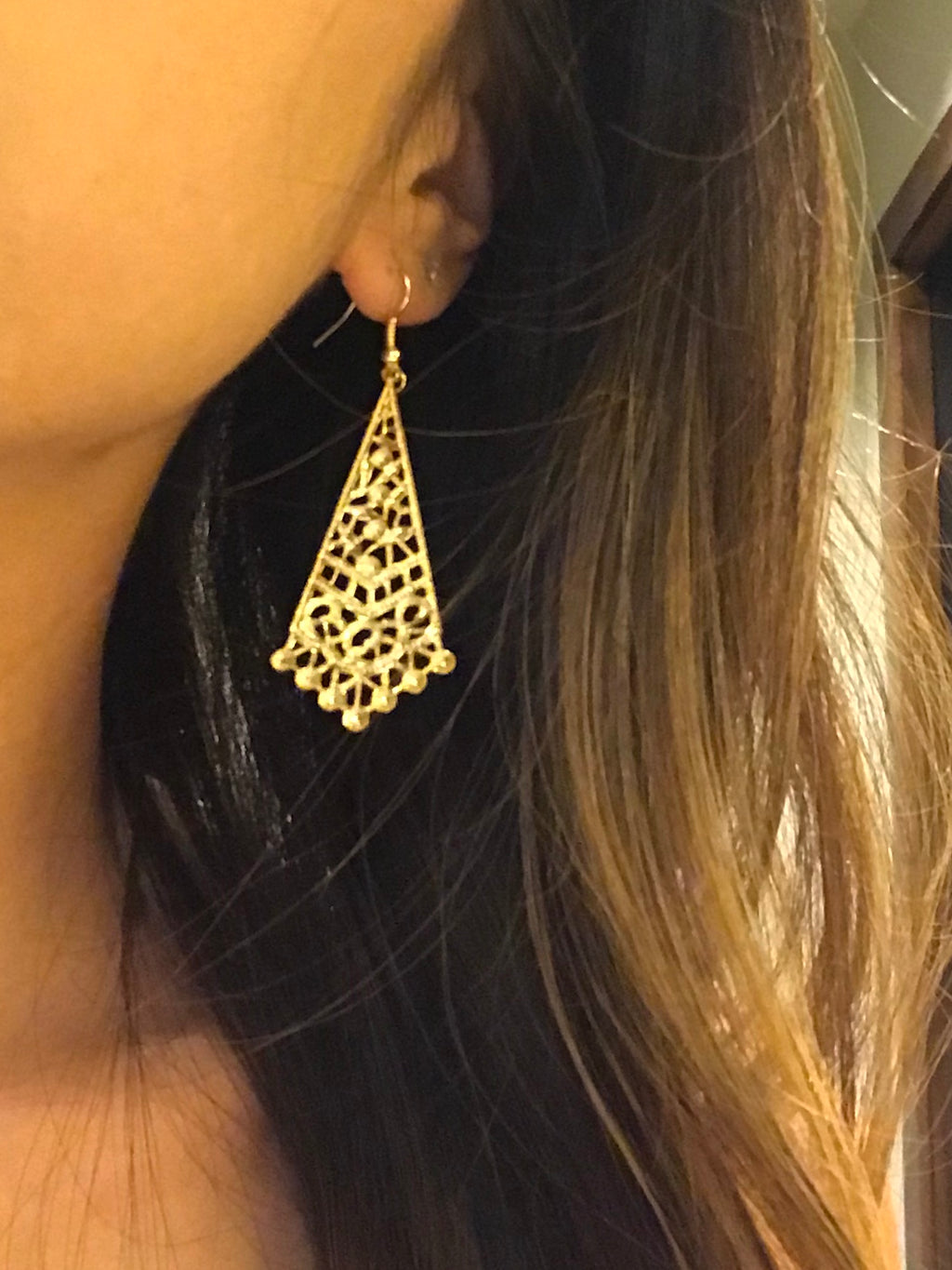 Zona Earrings