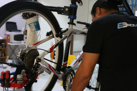 bicycle bike service repairs uae dubai