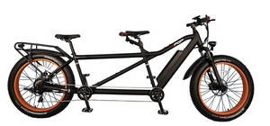 Tandem Electric bike all terrain