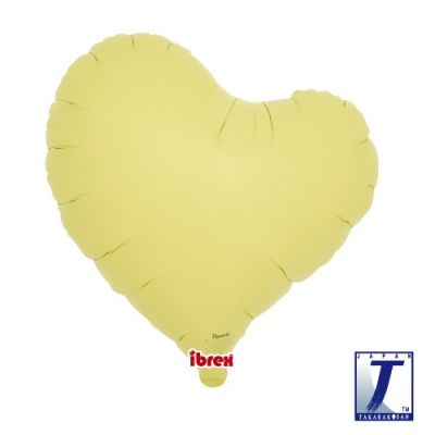 Sweet Heart 14inch Pastel Yellow