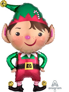 Jolly Christmas Elf
